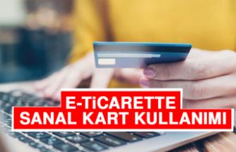E-Ticarette Sanal Kart Kullanın