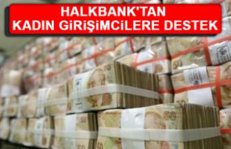 Halkbank'tan Kadın Girişimcilere Destek