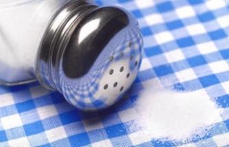 Sağlık Bakanlığından tuz tüketim önerileri