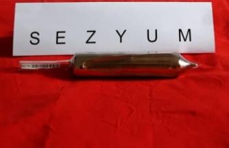 Bursa'da nükleer sanayide kullanılan madde ele geçirildi