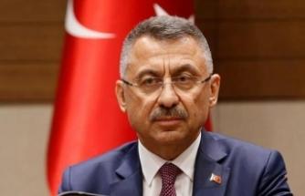 """Cumhurbaşkanı Yardımcısı Oktay'dan """"Şehitler Haftası"""" mesajı"""