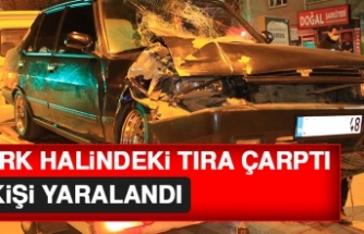 Elazığ'da İftar Sonrası Feci Kaza!