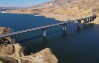Hasankeyf-2 Köprüsü bugün hizmete girecek