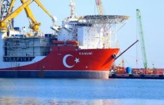 Kanuni mayısta Türkali-2'de kuyu testlerine başlayacak
