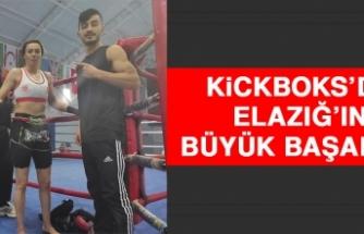 Kickboks'da Elazığ'ın Büyük Başarısı