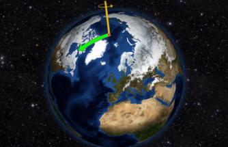 Küresel Isınma, Dünya'nın Eksenini Değiştirdi