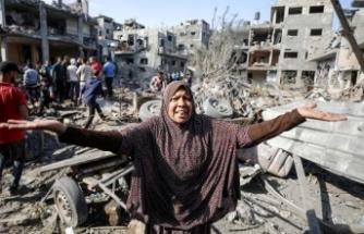 Gazze'de şehit sayısı 181'e yükseldi