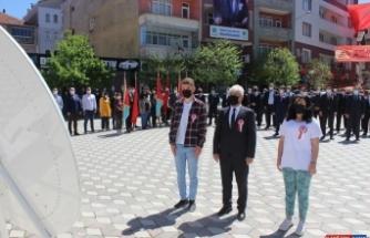 Türkeli'de 19 Mayıs töreni