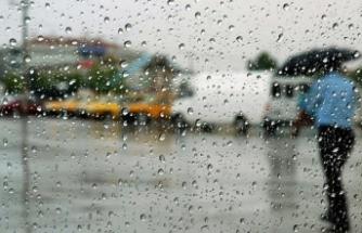 Yurt genelinde yağış etkili olacak