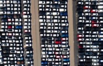 AB'de otomobil satışları arttı