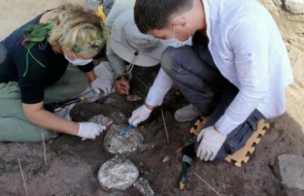 Arkeolojik kazı çalışmalarına 64 milyon lira destek