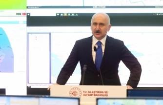 Bakan Karaismailoğlu: Kanal İstanbul ile amacımız Türkiye'yi söz sahibi ülke yapmak