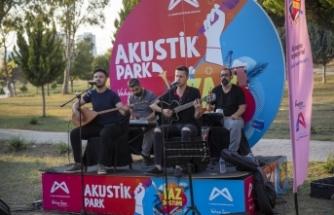 Büyükşehir Belediyesinin müzisyenlere desteği devam ediyor