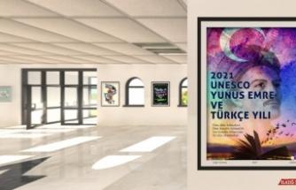 DPÜ'de Uluslararası Kaligrafi ve Tipografi sergisi