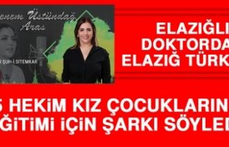 Elazığlı Doktordan Elazığ Türküsü