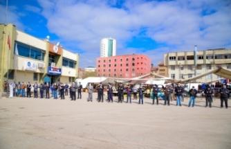 Kahramankazan Salı Pazarı'nda Ahilik Kültürü yaşatılıyor