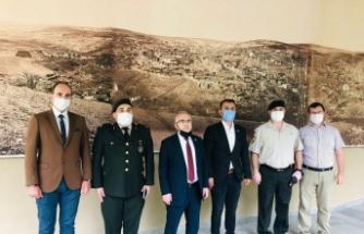 Milli Savunma Bakanlığı Askeralma Genel Müdür Yardımcısı Erdoğan'dan Bilecik ziyareti