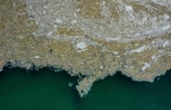 Müsilajın Marmara Denizi'ne etkileri araştırılıyor