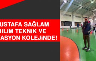 Mustafa Sağlam Bilim Teknik ve İnovasyon Kolejinde!