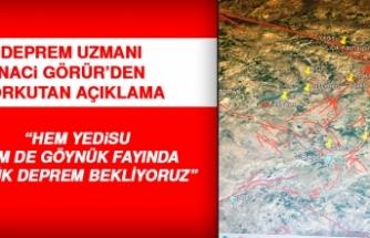 Deprem Uzmanı Naci Görür'den Korkutan Açıklama