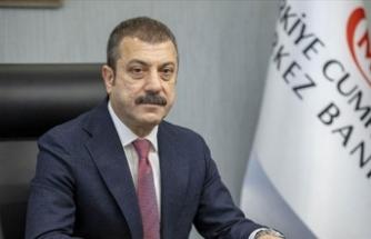 TCMB Başkanı Kavcıoğlu: Enflasyonun yıl sonunda yüzde 14,1 olacağını tahmin ediyoruz