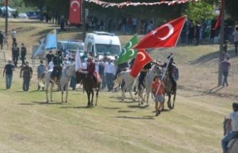 40. Karapürçek Rahvan At Yarışları'nda 220 at yarıştı