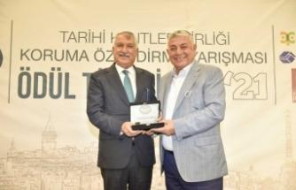 Adana Büyükşehir Belediyesi'ne Proje Süreklilik Ödülü