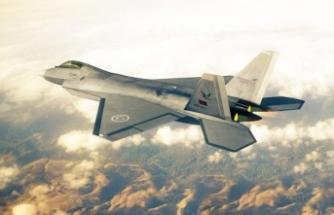 Milli Muharip Uçak için dijital ikiz çalışmaları başladı
