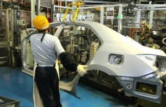 Toyota üretime ara verecek