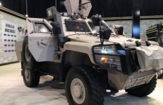 Zırhlı araçlar yeni görevler için hazır