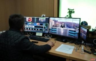 Angara TV test yayınlarına başladı