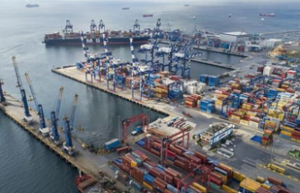 Bakan Muş açıkladı! Bir günde 1.5 milyar dolarlık ihracat