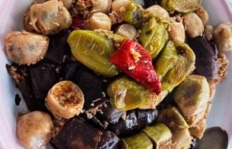 Cizre mutfağının vazgeçilmez lezzeti 'Şımşıpe' coğrafi işaret aldı