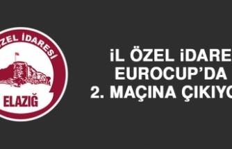 İÖİ, Eurocup'da 2. Maçına Çıkıyor