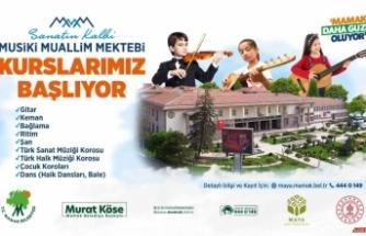Musiki Muallim Mektebi'nde kurslar başlıyor