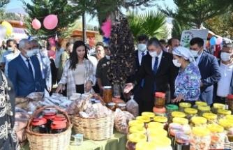 """Osmaniye'de """"Üretim ve Lezzet"""" şenliği"""