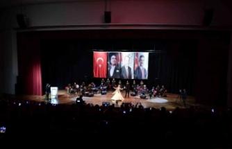 Türk  Müzikleri Mamaklıları mest etti