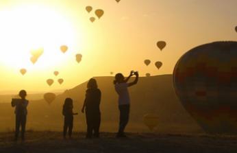 Kapadokya'daki Tesisler Yeni Yılı Tam Dolulukla Karşılayacak