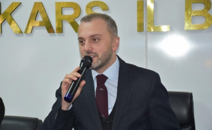 AK Parti Genel Başkan Yardımcısı Kandemir: