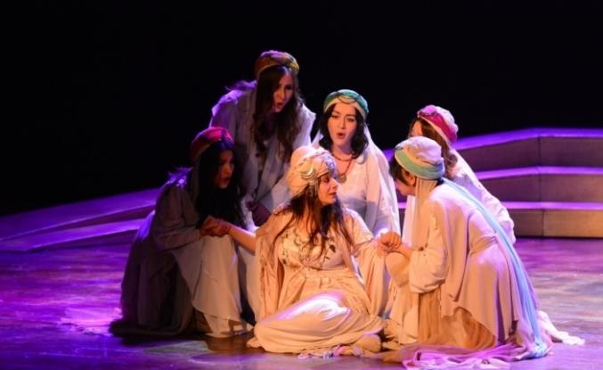 Ankara Devlet Tiyatrosu Malatya'da