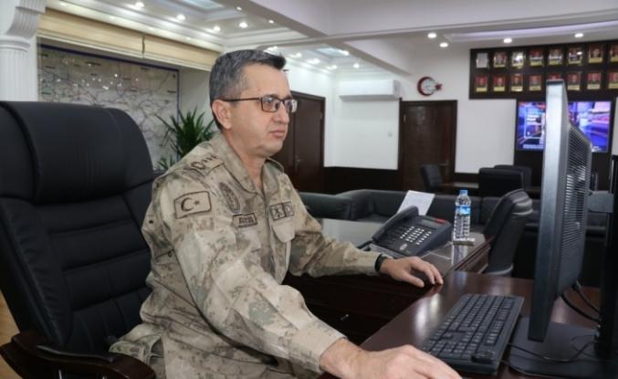 Erzincan Jandarma Komutanı Altıntaş, AA'nın