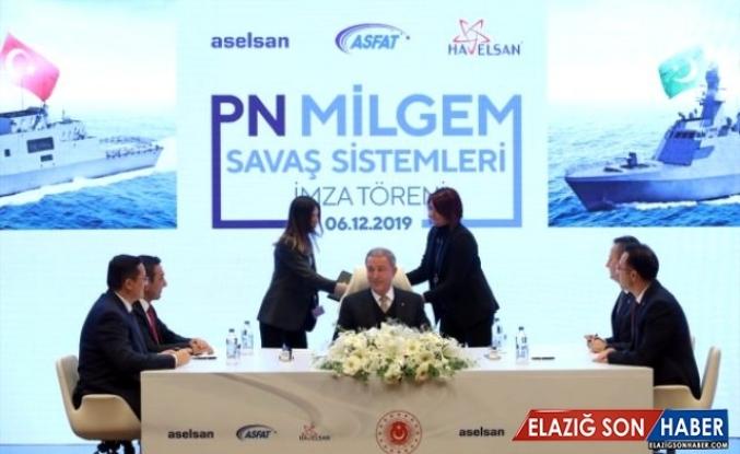 Türk Savunma Sanayisinin En Büyük İhracatı İçin İmzalar Atıldı