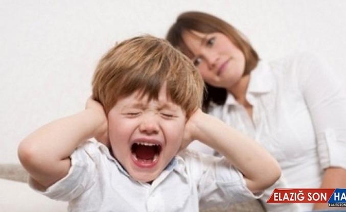 Çocuklarda Öfke Sorununa Dikkat