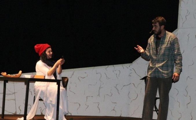 Şehir Tiyatrolarından yeni oyun: Dördüncü Ay