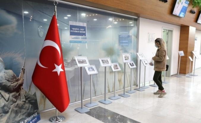 Adatıp Hastanesinde açılan 'Sıhhiye - 1915' fotoğraf sergisi beğeni topladı