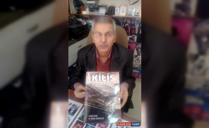 """""""Kilis Türküleri"""" kitabı piyasaya çıktı"""