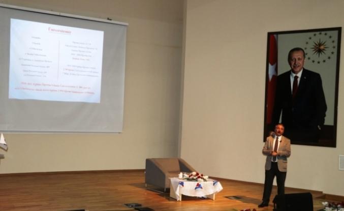 Ağrı İbrahim Çeçen Üniversitesi yeni açılan 15 bölüme ilk kez öğrenci alacak