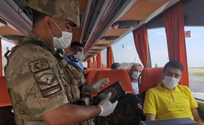 Bitlis'te Kovid-19 tedbirlerine uymayanlara ceza