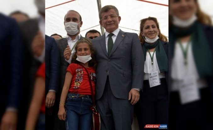 Gelecek Partisi Genel Başkanı Davutoğlu, partisinin Ardahan kongresinde konuştu: