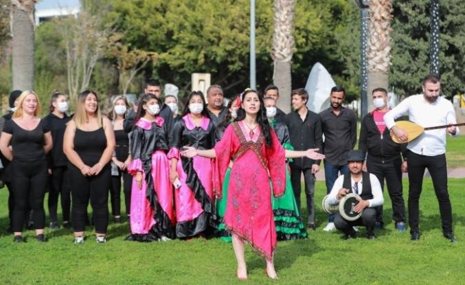 Büyükşehir Belediyesinden Dünya Romanlar Gününe özel konser